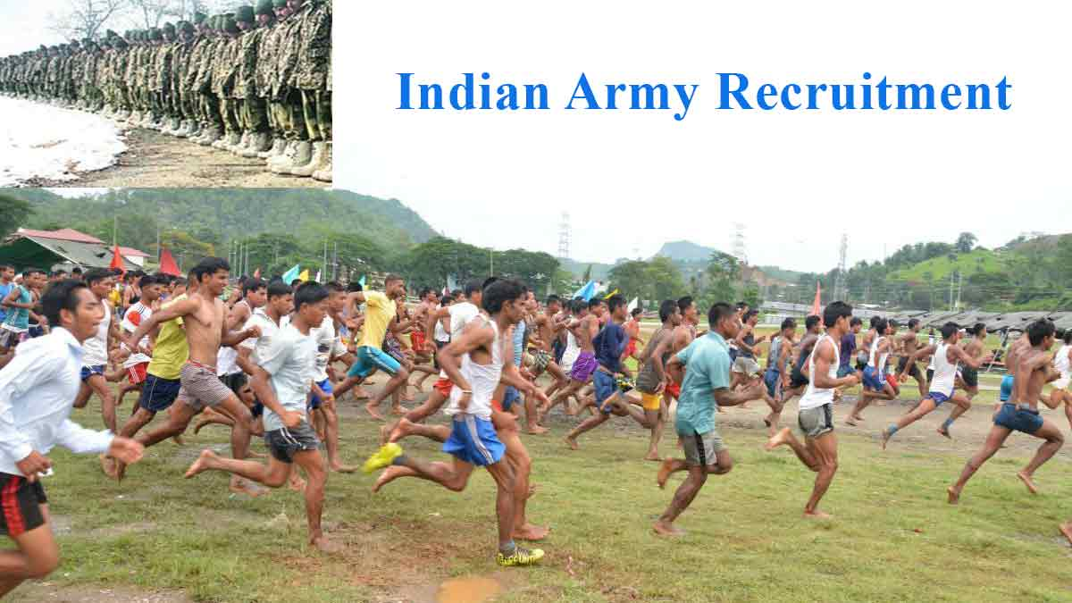 Bharatpur Army Recruitment Rally Sep 2019 Apply Online – Indian Army