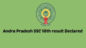 AP SSC 10th Result 2020 Declared on 13.8.2020