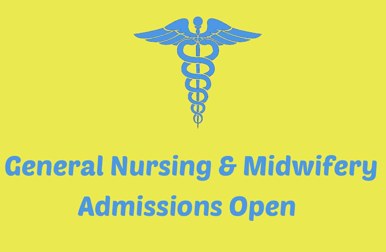 Kerala General Nursing (GNM) Admission open – Apply Now @ www.dhs.kerala.gov.in