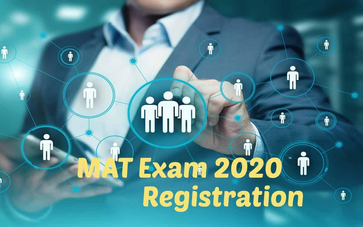 MAT Exam 2020 : Registration (started) details,  Admit card, Exam dates , Result 2020