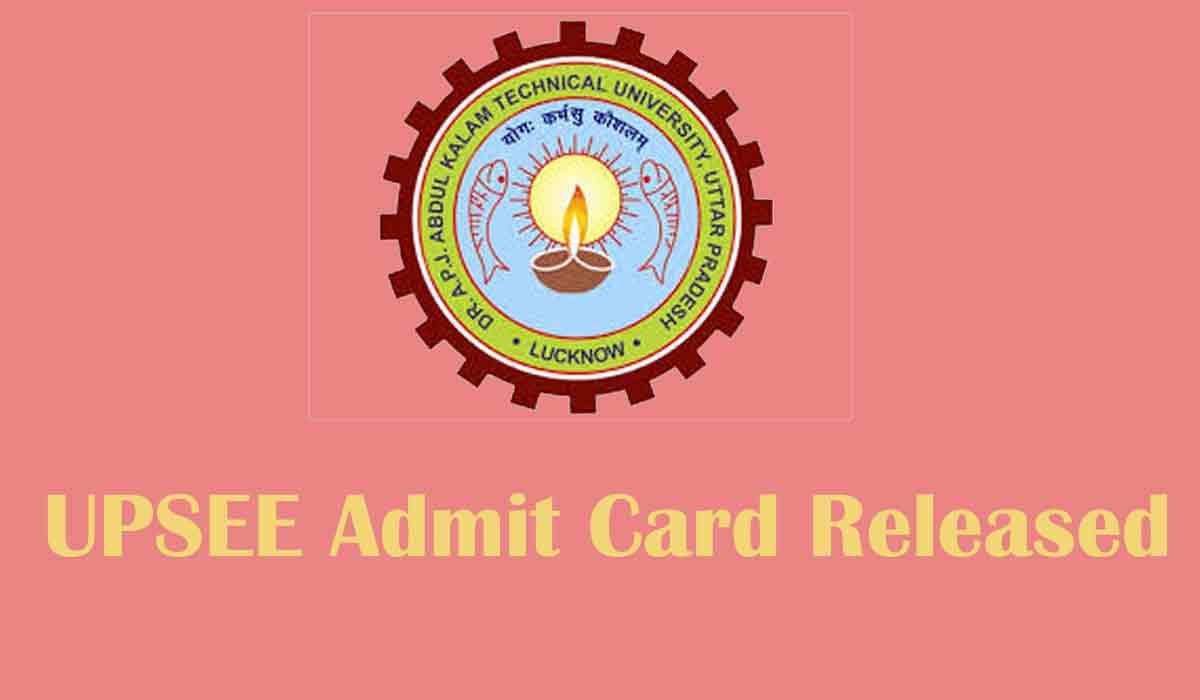 UPSEE Admit Card Released @ upsee.nic.in; Direct Link HERE