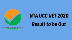 NTA UGC NET 2020 Result Releasing Soon