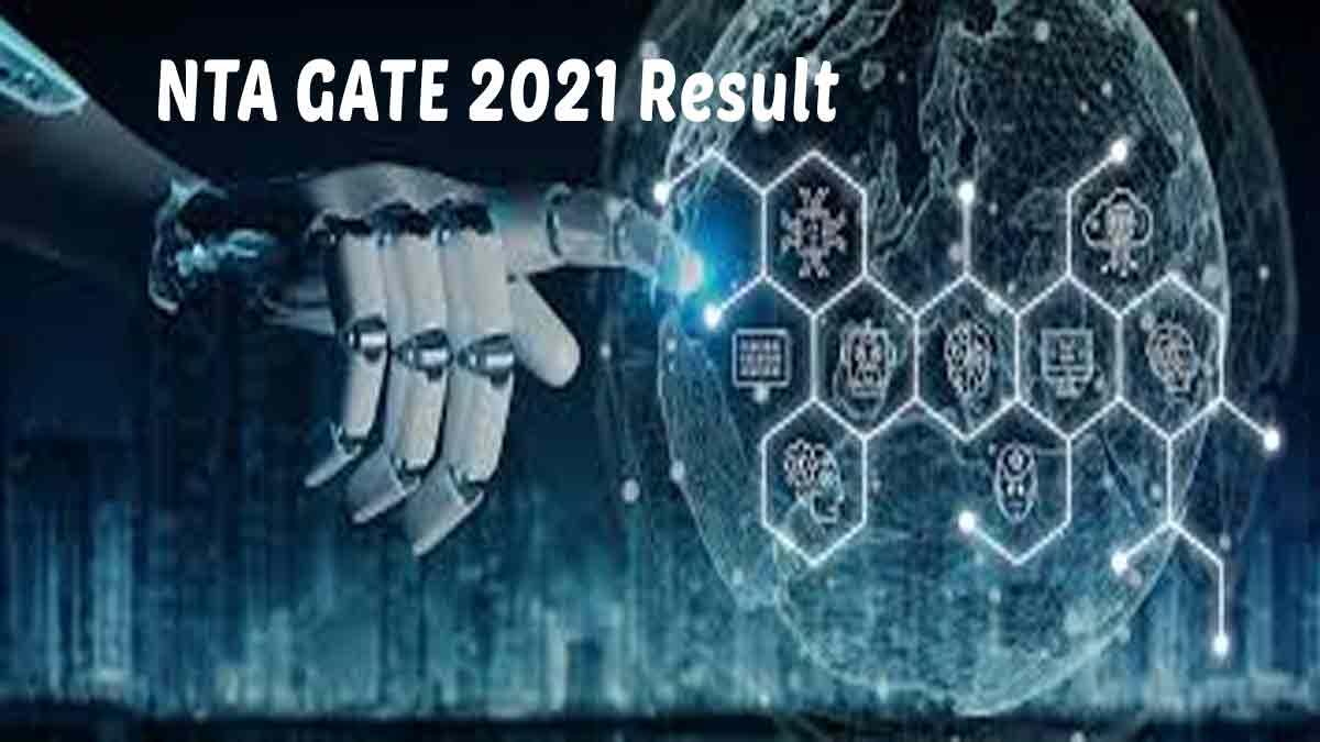 GATE 2021 Scorecard (Releasing Soon), Result, Download Scorecard HERE